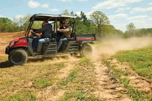 Kioti Utility Vehicles — 2016 Spec Guide