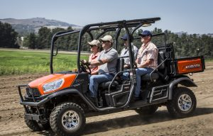 Kubota Utility Vehicles — 2016 Spec Guide