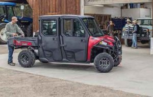 Polaris Utility Vehicles — 2016 Spec Guide