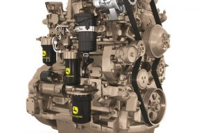 John Deere Expands Diesel Power Range for 4.5L with DOC/SCR Tech