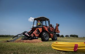 Ditch Witch Introduces Three Turbocharged Utility Tractors
