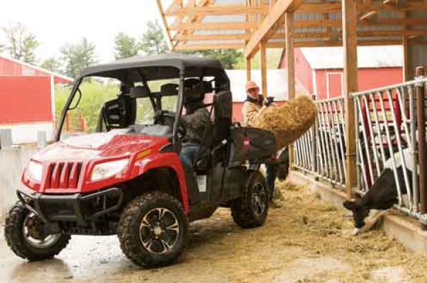 Toro Utility Vehicles — 2016 Spec Guide