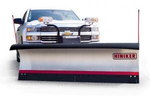 New Hiniker 7000 Series Stainless Steel Split Trip Edge Plows