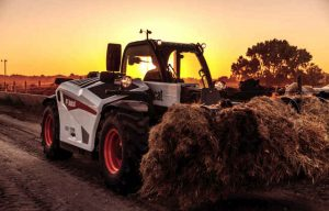 New Bobcat V519 telescopic tool carrier offers impressive reach, lift height and lift capacity