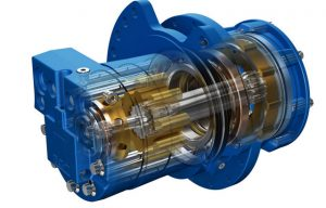 Eaton's New HP50 Hydraulic Track Motor Features Stellar Starting Torque and Low Heat Generation