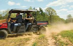 People Movers: Multi-Row Utility Vehicles Can Haul More People and Do Nearly as Much Work