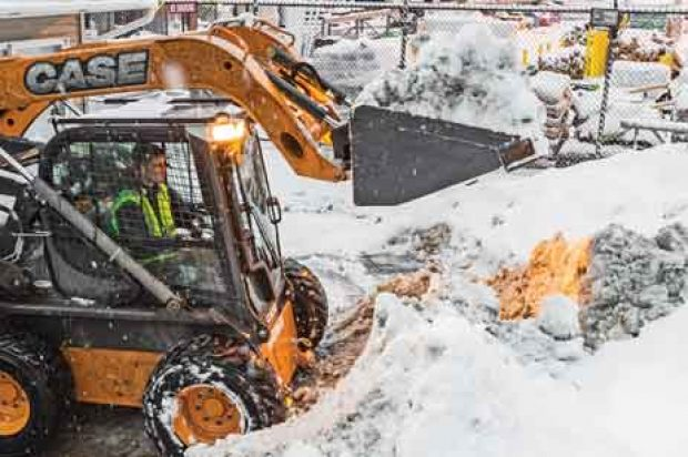 A Cold Case Study: Controlling Operational Costs Is Key for Wisconsin Snow Removal Company
