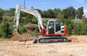 Dig This: Takeuchi Releases the Largest Excavator in Its Lineup