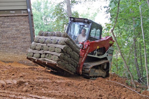 Takeuchi Adds Norris Sales Co. to Dealer Network