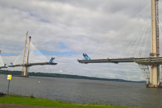 Connecting Scotland: Wacker Neuson Equipment Is Used for the Construction of New Queensferry Crossing