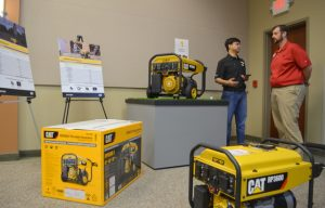 Editor at Large: We Conquer Caterpillar's Year-End Press Event (A Photo Blog)