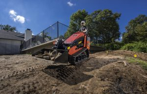 Ditch Witch Introduces SK1050 Mini Skid Steer (Compact Tool Carrier)