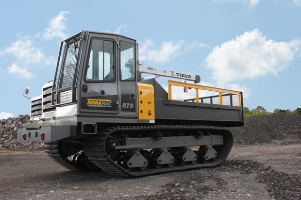 Terramac Expands Territory with New Jersey's Groff Tractor