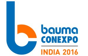 BAUMA CONEXPO INDIA features conferences, award ceremonies and live demonstrations