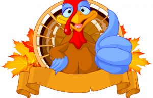 Happy Thanksgiving from the crew at Compact Equipment and Benjamin Media