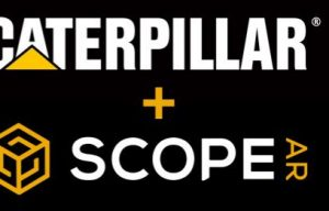 Scope AR and Caterpillar Deliver First Augmented Reality-Based Remote Support Platform for Heavy Industry