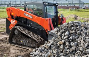 Innovative Iron Awards 2016: Kubota Raises Its Compact Track Loader Game with the New SVL95-2s