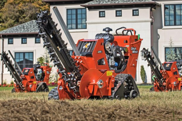 Innovative Iron Awards 2016: Ditch Witch's CX-Series Trenchers