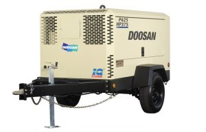 Innovative Iron Awards 2016: Doosan Portable Power's Dual Pressure/Dual Flow Compressors