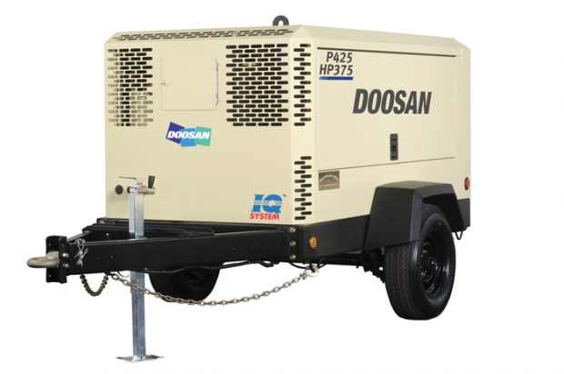 Innovative Iron Awards 2016: Doosan Portable Power's Dual Pressure/Dual Flow Compressors
