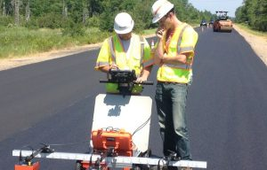 GSSI's New PaveScan RDM Asphalt Density Assessment Tool Ensures Pavement Life and Quality