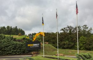 IronDirect Announces the Grand Opening of its 100-acre Customer Experience Center in Asheville, N.C.