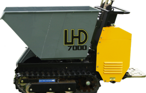 Peep LHD Machinery's New LHD 7000S Material Handler