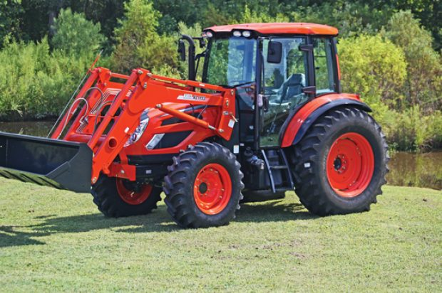 Innovative Iron Awards 2016: Kioti's New PX Series Tractor Models