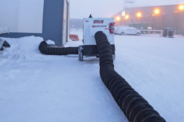 Talking Shop: Learn the Dynamics of Diesel Engines Working in the Arctic