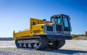 Terramac Expands Territory with Kirby-Smith Machinery in Texas