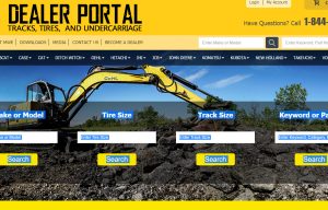 Tire/Track/Undercarriage Expert MWE Launches New Website for Wholesale Customers