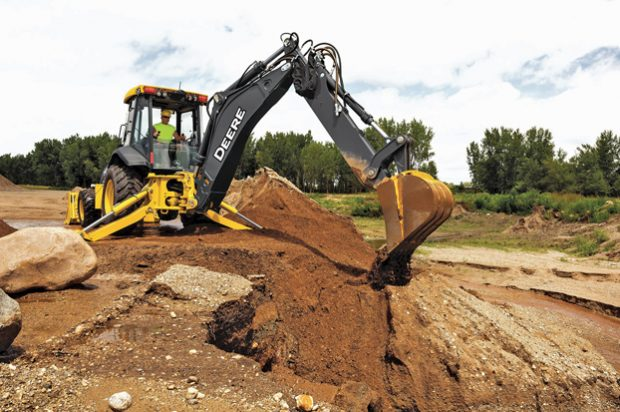 Ready to Rent: Backhoe Loaders Make a Great Rental Option for Contractors