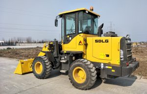 SDLG to Expand Product Range with Compact Wheel Loader At CONEXPO 2017