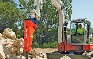 Breakers and Compactors: We Tackle Two Core Attachments for Mini Excavators
