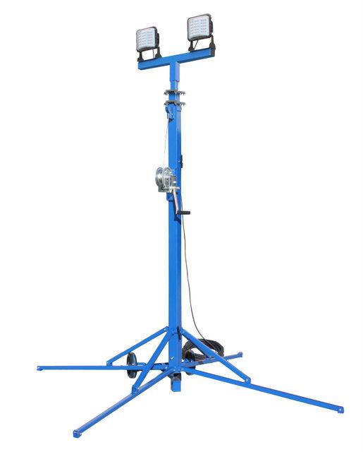 Larson Electronics light tower studio