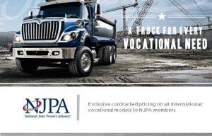 International Truck/Navistar Awarded NJPA Contract