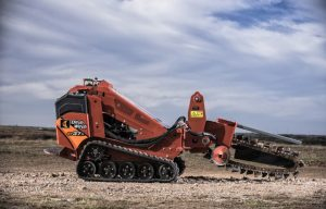 Let's Detail Ditch Witch's New Construction-Grade ST37X Stand-On Trencher