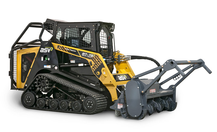 ASV Introduces RT-75 HD Compact Track Loader