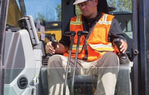 In Control — Learn How Grade Control Systems Give Excavator Operators a Helping Hand