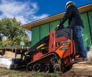 Ditch Witch SK600 Mini Skid Steer