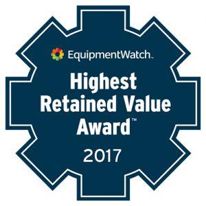 Highest Retained Value Award
