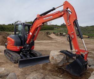Kubota Mini Excavator