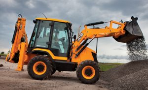 JCB 3CX Compact Backhoe