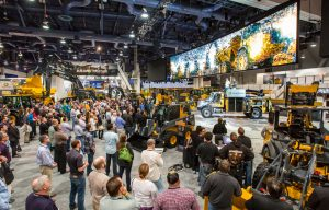 Dig These John Deere Booth Plans at 2017 CONEXPO-CON/AGG