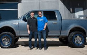 Make-A-Wish Paint Job Turns into Epic Truck Build