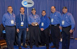 Miller Named 2016 Supplier of the Year by United Rentals