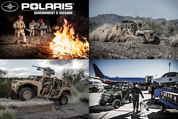 Polaris Government & Defense