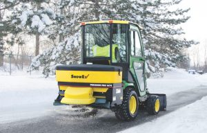 SIMA Leads Alliance for More Responsible Use of Salt to Melt Snow and Ice