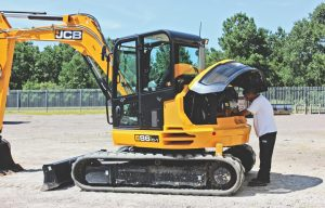 Talking Shop: Understanding Mini Excavator Maintenance