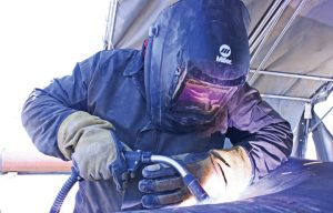Consider Switching to Modified Short-Circuit MIG Welding to Significantly Improve Productivity